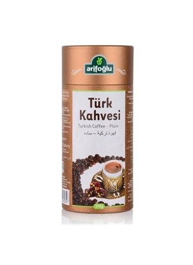 Arifoğlu Türk Kahvesi 250G (Silindir Kutu) Renksiz